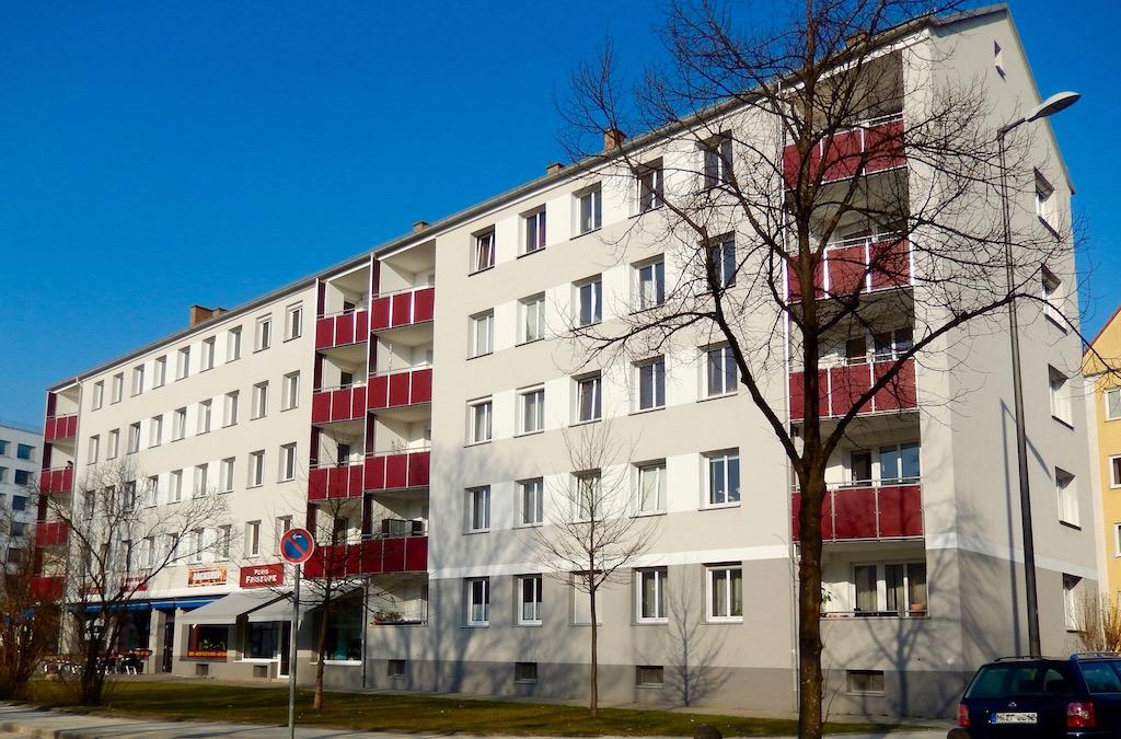 WEG Verwaltung mit 27 Einheiten in München Obergiesing