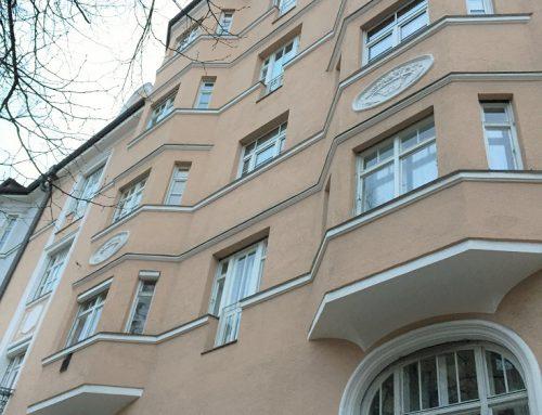 Neues Verwaltungsobjekt in der Prinzregentenstrasse