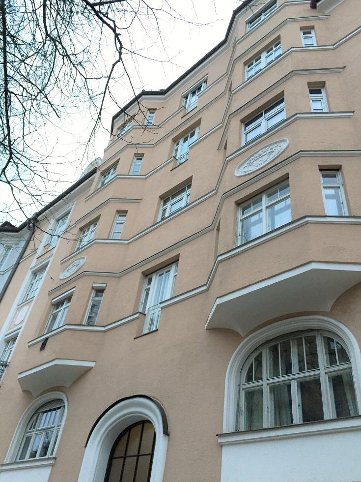 WEG Verwaltung in der Prinzregentenstrasse